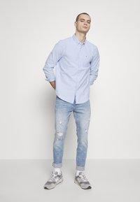 Hollister Co. - Camisa - light blue - 1