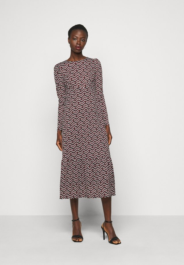 ONLPELLA PUFF DRESS - Sukienka letnia - black