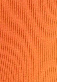 Glamorous Bloom - LADIES DRESS - Jerseykjole - orange - 2