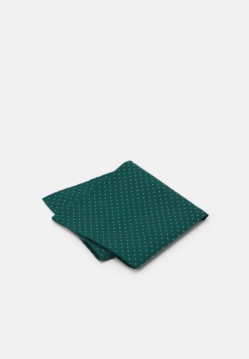 Selected Homme - SLHBENTSON HANKIE - Pocket square - forest night