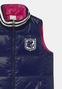 Polo Ralph Lauren - REVERS - Waistcoat - french navy - 3