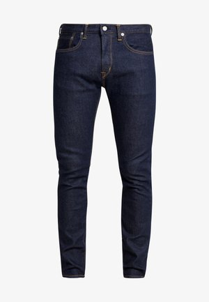 SLIM TAPERED - Slim fit jeans - blue denim