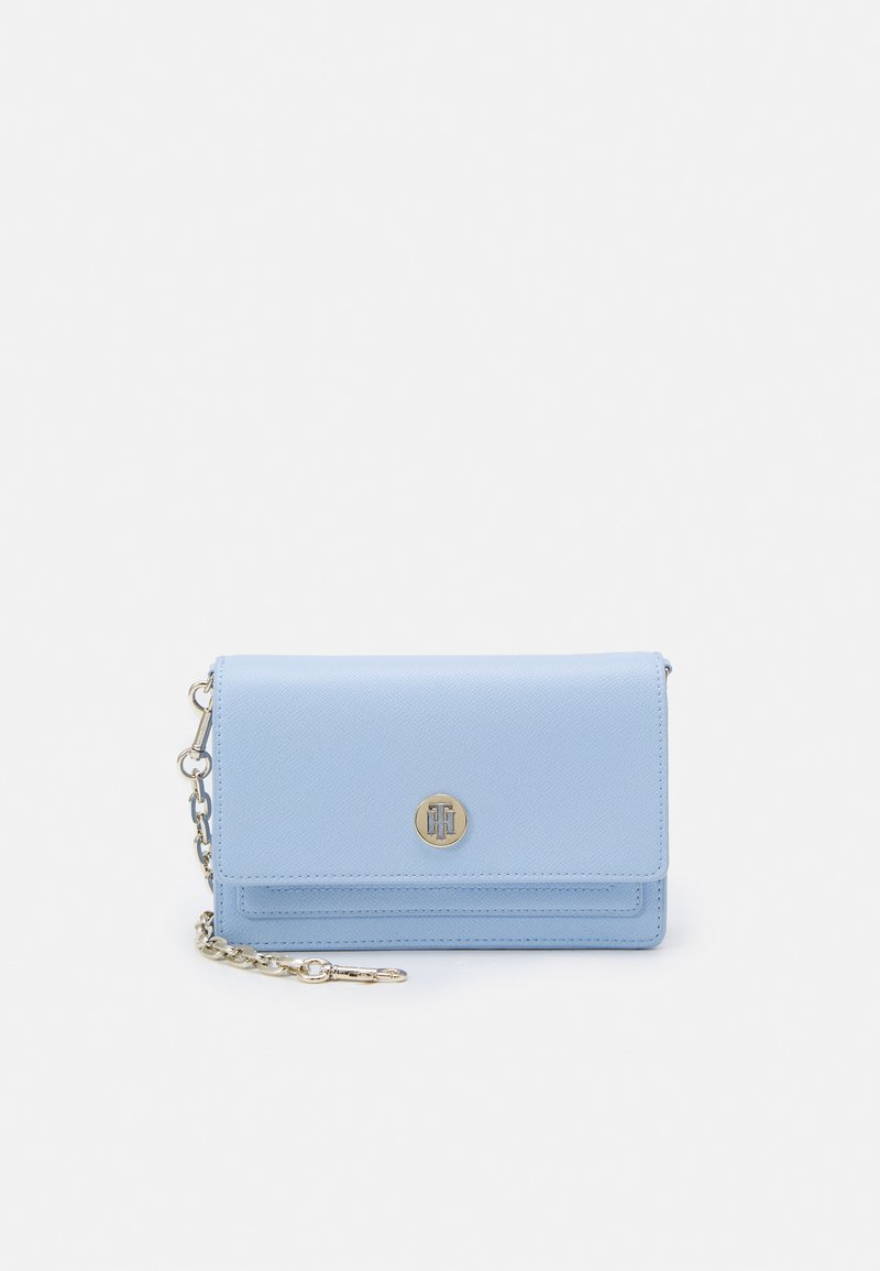 Tommy Hilfiger - HONEY CHAIN CROSSOVER - Borsa a tracolla - blue