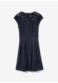 s.Oliver - Day dress - navy - 3