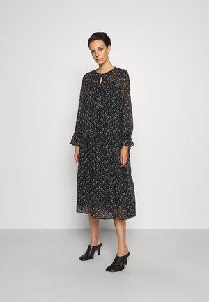VERVAIN MISCHA DRESS - Day dress - black