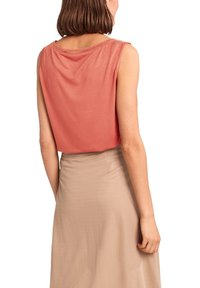 comma casual identity - Blouse - rot - 1