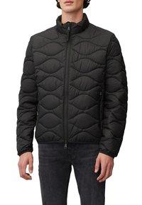 Marc O'Polo DENIM - MIT SLOW DOWN - NO DOWN-WATTIERUNG - Winter jacket - black - 5