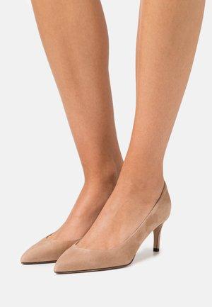 COLETTE - Classic heels - ashen brown