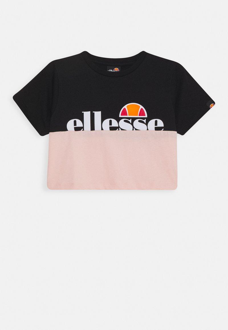 Ellesse - HALIS - Print T-shirt - black