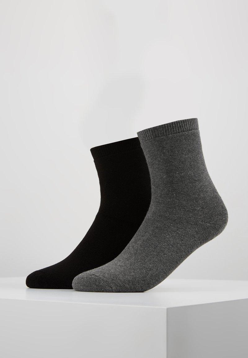 Anna Field - 2 PACK - Socks - black