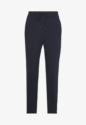 ONLPOPTRASH EASY COLOUR PANT PETIT - Trousers - night sky