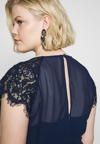 Little Mistress Curvy - MAXI - Occasion wear - navy - 5