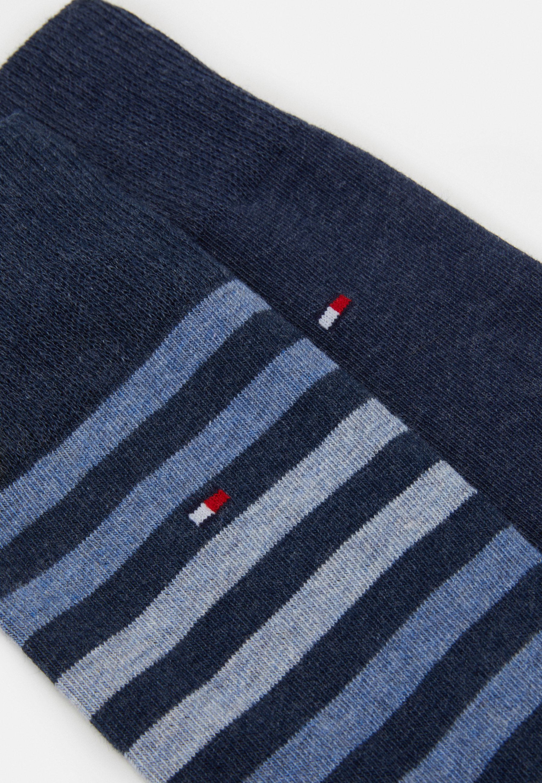 Men DUO STRIPE SOCK 2 PACK - Socks