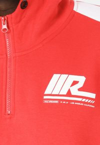 Young and Reckless - Hoodie - red - 3