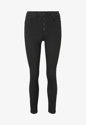 JANNA - Jeans Skinny Fit - black denim