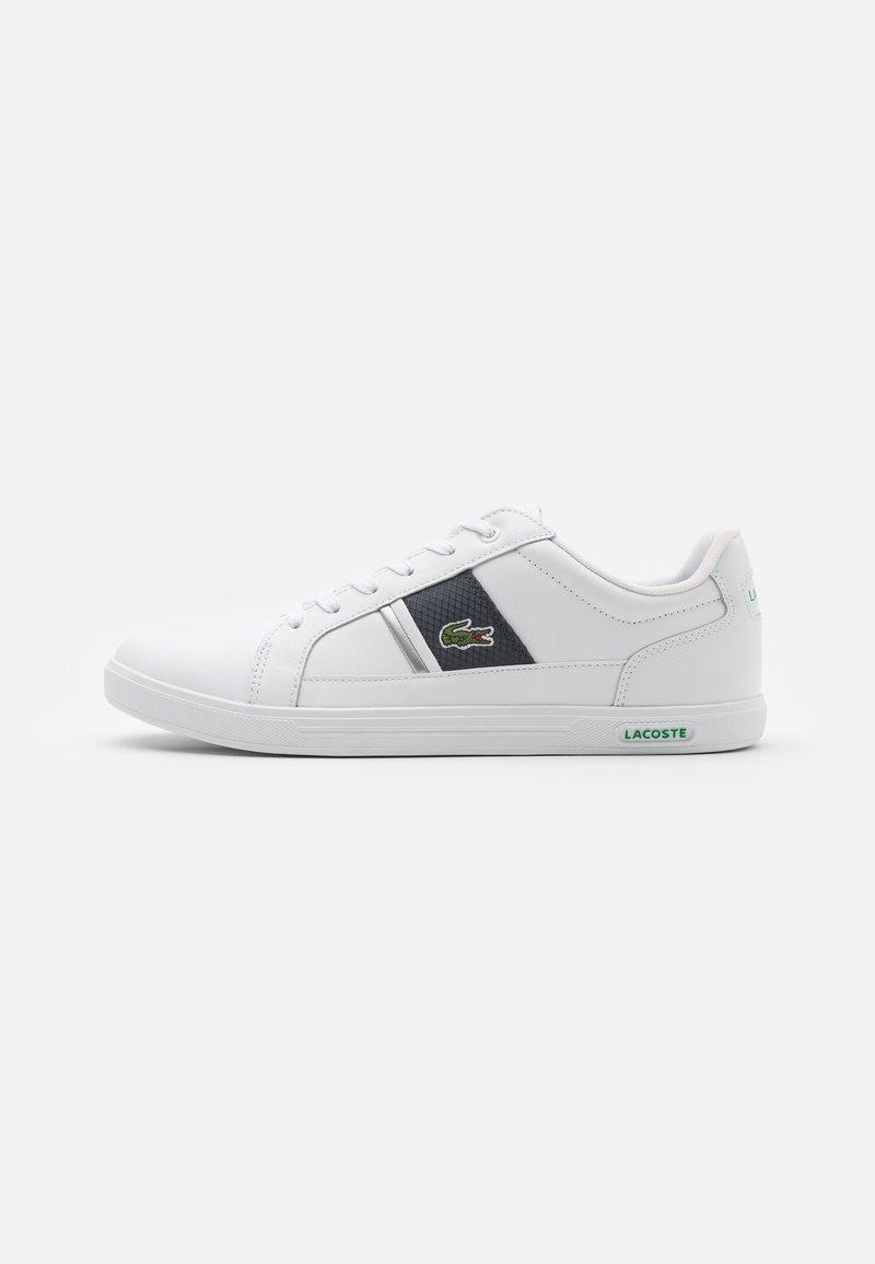 Lacoste - EUROPA - Sneakers - white/dark grey