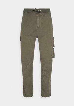 PANTS - Cargo trousers - mud