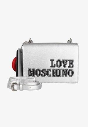 LOVE MOSCHINO - Sac à main - silber