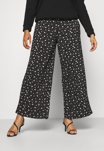 Trousers - ditsy