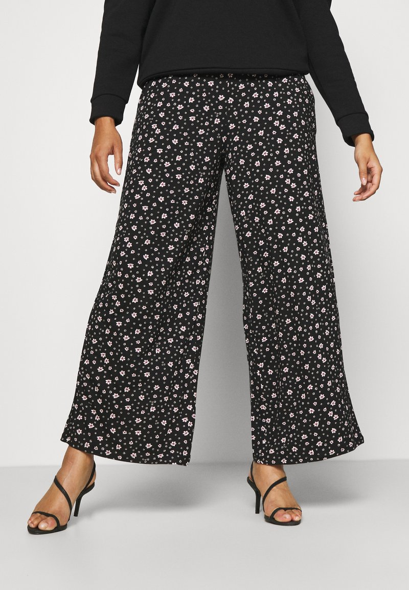 Simply Be - Trousers - ditsy