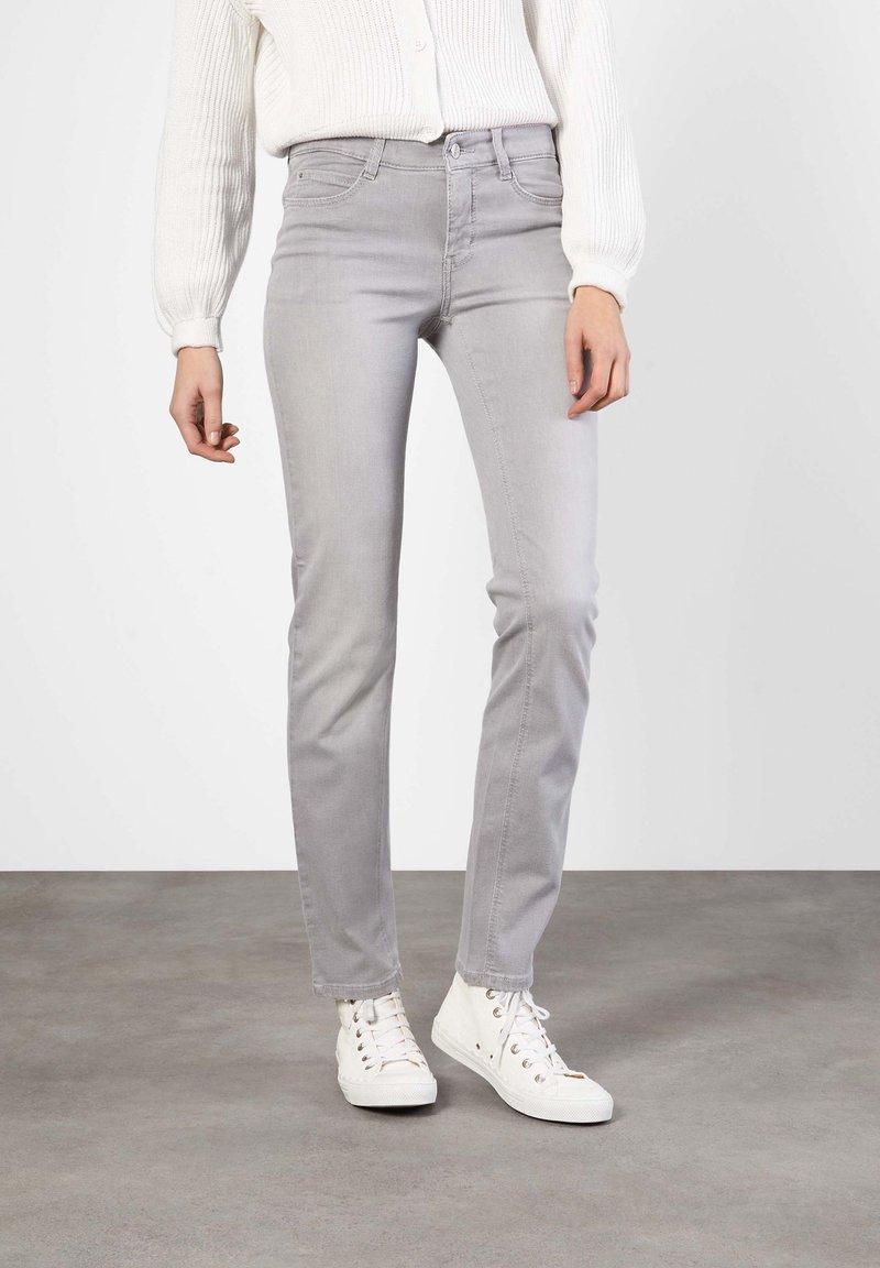 MAC Jeans - Straight leg jeans - grey