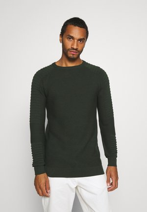 TREVIS - Jumper - army green