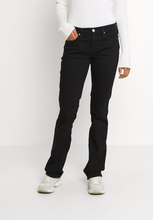 MADDIE MR BOOTCUT - Bootcut jeans - denim black