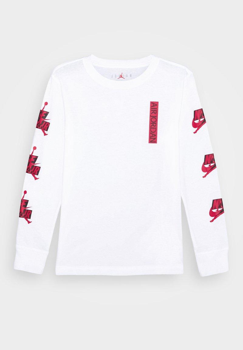 Jordan - JUMPMAN CLASSICS - Longsleeve - white