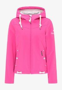 Schmuddelwedda - Outdoor jacket - pink - 4