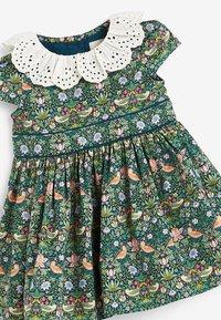 Next - SET - Day dress - green - 2