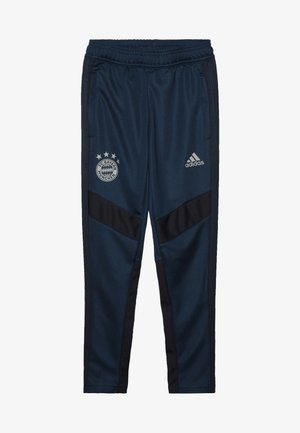 FC BAYERN MÜNCHEN TR PNT Y - Club wear - night marine/track blue