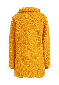 WE Fashion - TEDDY  - Abrigo de invierno - ochre yellow - 4