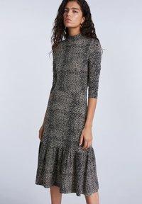 SET - Day dress - light stone grey - 2