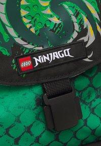 Lego Bags - NIELSEN SCHOOL BAG SET UNISEX - School set - green - 7