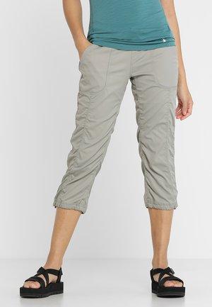 APHRODITE CAPRI - Outdoor shorts - silt grey