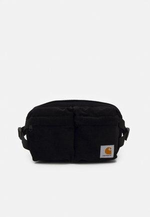 FLINT HIP BAG UNISEX - Bæltetasker - black