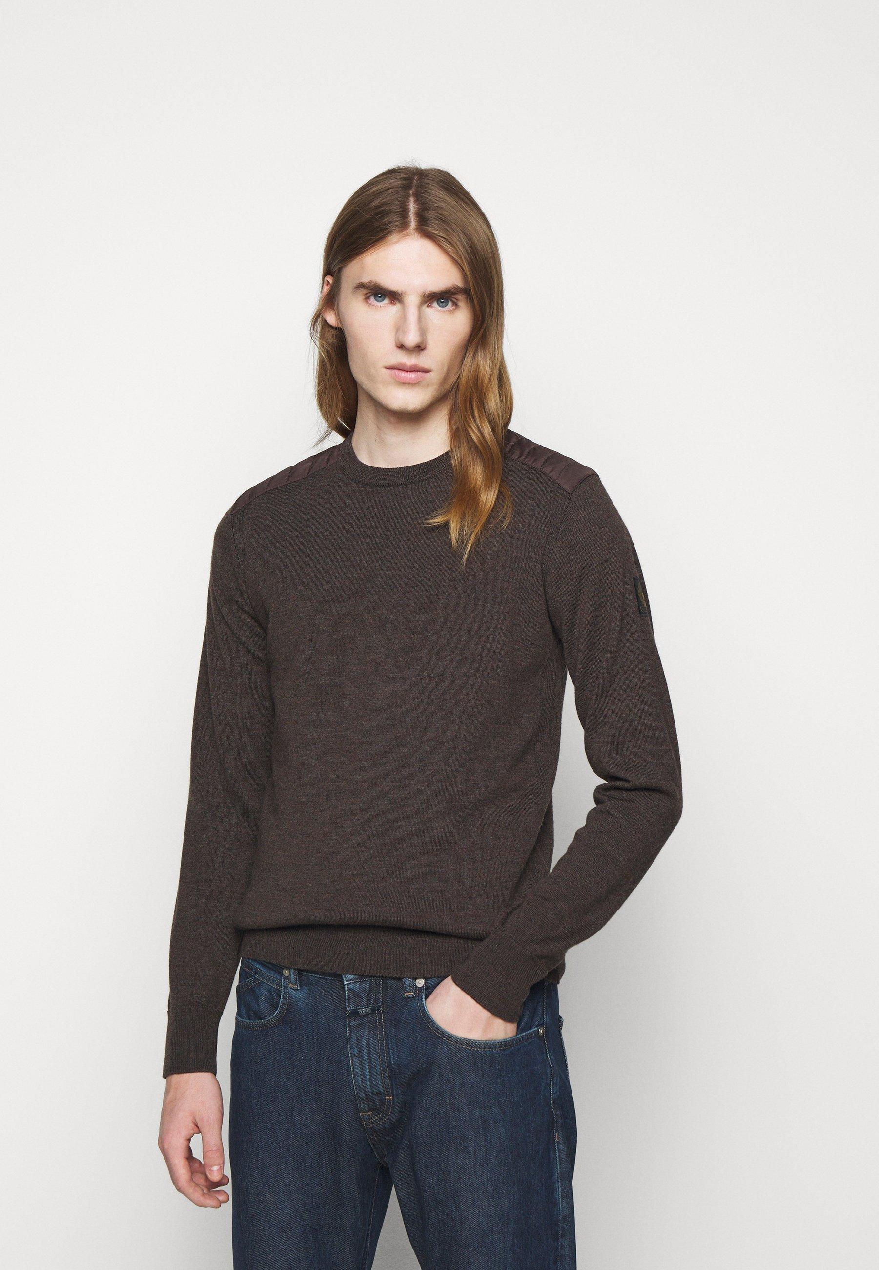 Homme KERRIGAN CREW NECK - Pullover