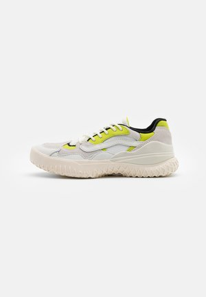 CITY  - Sneakers laag - marshmallow/lime
