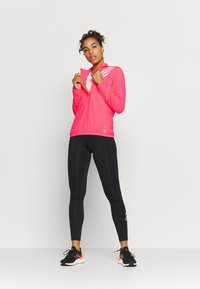 adidas Performance - RUN IT JACKET - Sports jacket - pink - 1