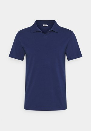 Polo shirt - marine blue