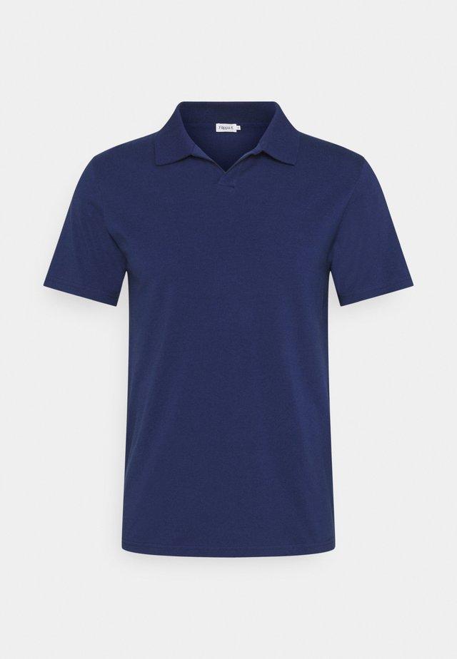 Poloshirt - marine blue