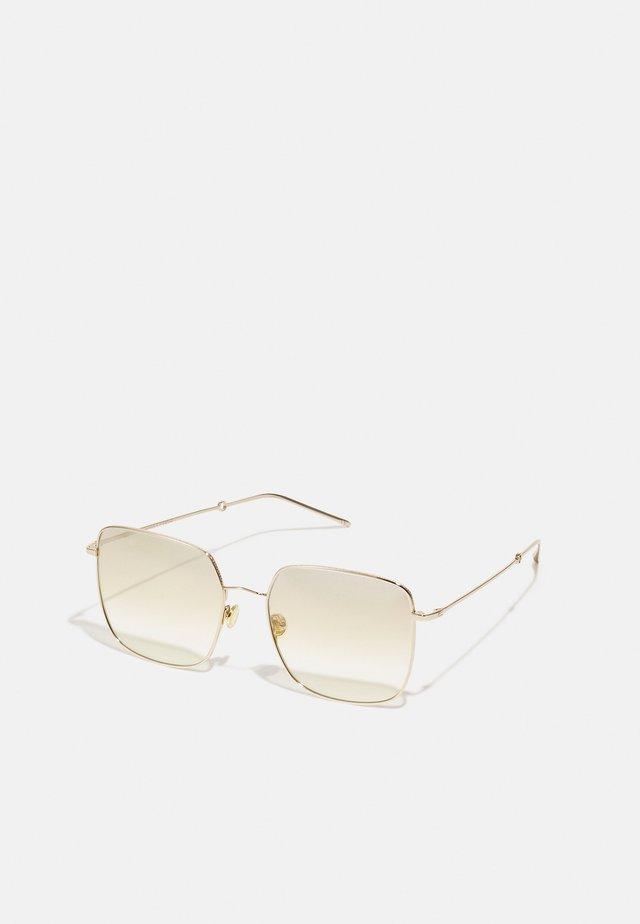 KRYCKLAN - Sluneční brýle - midnight sun/light gold-colouered