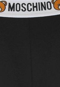 Moschino Underwear - TRUNK 2 PACK - Underbukse - black - 4