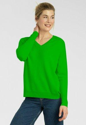 Trui - spring green