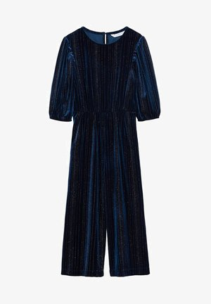 SHINE - Jumpsuit - blau