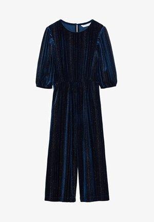 SHINE - Overall / Jumpsuit - blau
