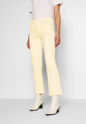 TOMGIRL - Trousers - cream