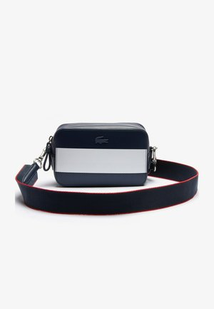 Bum bag - marine 166 blanc rouge