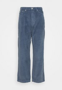 Missguided Petite - WRATH STRAIGHT - Straight leg jeans - blue - 0