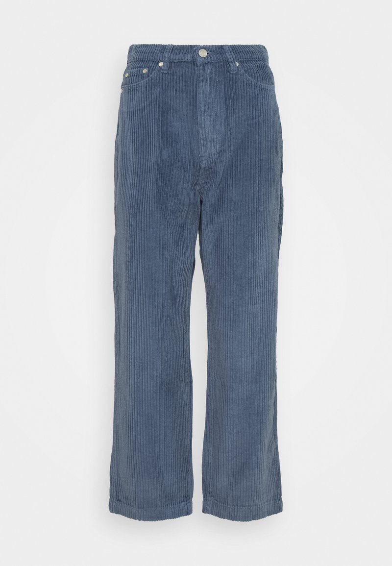 Missguided Petite - WRATH STRAIGHT - Straight leg jeans - blue